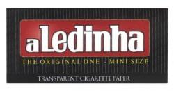 aLedinha - durschsichtige Papers