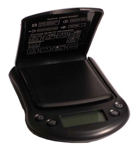 PS-250 Taschenwaage  250g/0,1g