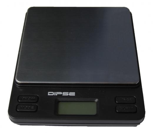 Digital scale TP-500,  0,01 g bis 500 g