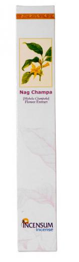 Räucherstäbchen von Incensum: Nag Champa 10 Stk.