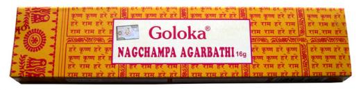 Goloka NAG CHAMPA (gelb) 16 g