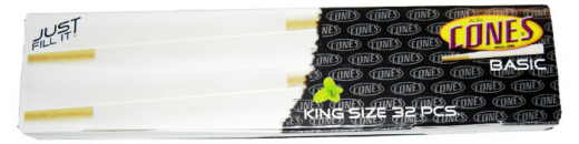 CONES BASIC King Size: 32 Joint-Hülsen  a 109 mm