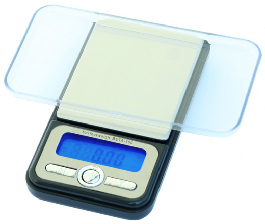 Digitalwaage Beta-100  V.2 100g/0,01g