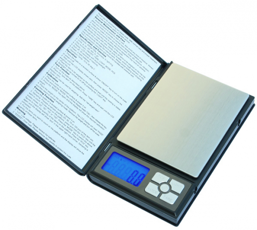 Digitale Etui-Waage  2000g/0,1g