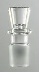 18,8er Glaskopf kleiner Flutschi (2-3 mm Loch)
