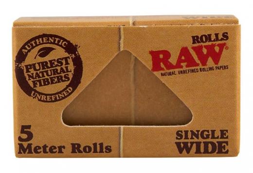 RAW Rolls Single Wide 5 Meter