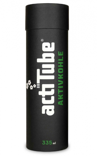 Activated carbon actiTube 335 ml