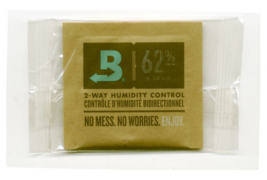 Boveda Humidity Controller 62% RH 70 x 64 mm - Content: 8 g