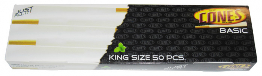 CONES BASIC King Size: 50 Joint-Hülsen a 109 mm