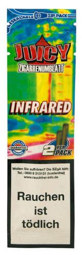 Juicy Blunts: Infrared (2 in 1)
