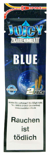 Blunts from Juicy: Blue (2 in 1)