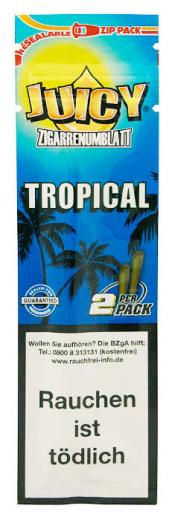 Juicy Blunts: Tropical (2 in 1)