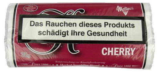 Kräutermischung bzw. Tabakersatz nikotinfrei Knaster Cherry (Kirsch)