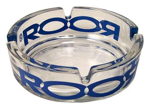 ROOR ashtray blue