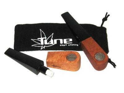 Tune-In Holzpfeife aus Bruyereholz