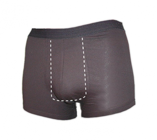 CleanU - Underwear with secret compartment