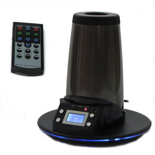 Arizer Extreme-Q 4.0 Vaporizer with remote control