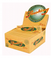 Smoking Eco, King Size - Box mit 50 Packungen