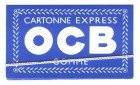 OCB blau klein 100 Papers