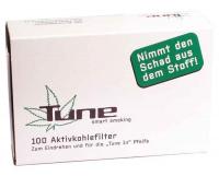 acti Tube Aktivkohlefilter ø 8 mm - 100er Pck.