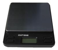 Digitalwaage TP-2000, Ablesbarkeit 0,1 g bis 2000 g
