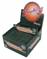 Smoking Green, King Size - Box mit 50 Packungen