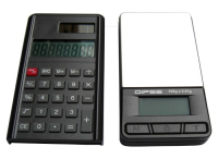 Digital scale with calculator 300g/0,01g