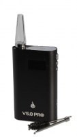 Vaporizer Flowermate V5.0S PRO regelbar 40 - 230 °C - schwarz