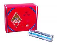 Shisha-Kohle klein, Rolle mit 10 Stück a 33 mm