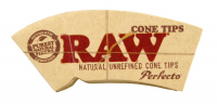 Filtertips RAW Cone Tips konisch 75 mm (32 Tips)