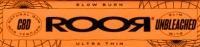 ROOR Unbleached KS Papers slim mit CBD haltiger Gummierung
