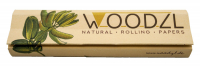Woodzl  King-Size papers with tips and rolling pad