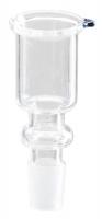 Glaskopf  14,5 Zylinder, groß