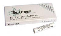 acti Tube Aktivkohlefilter ø 8 mm - 10er Pck.
