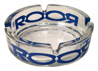 ROOR ashtray blue