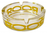 ROOR ashtray yellow