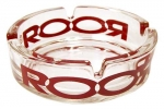 ROOR ashtray red