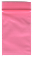 100 Zip-T�ten 40 x 60 mm, pink